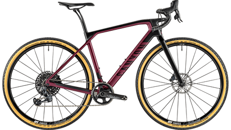 Canyon Grail WMN CF SL 8.0 eTap