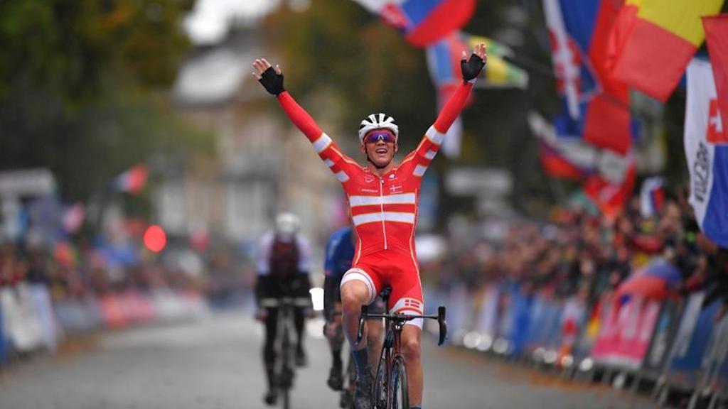 La victoire de Mads Pedersen