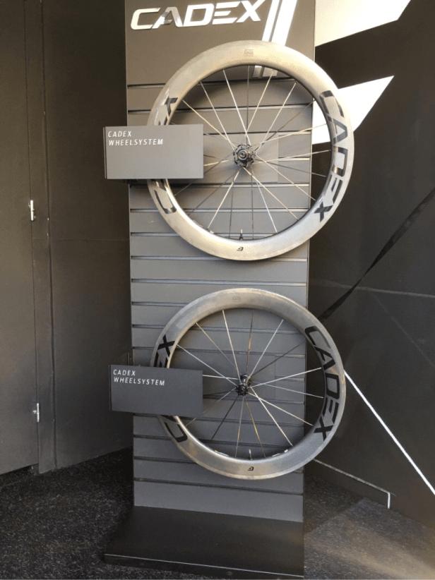 Paire de roues Cadex