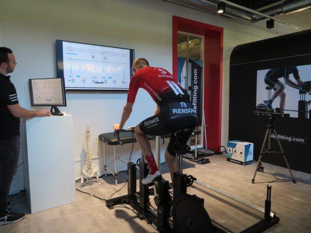 Service courses Team Sunweb Bikefitting.com