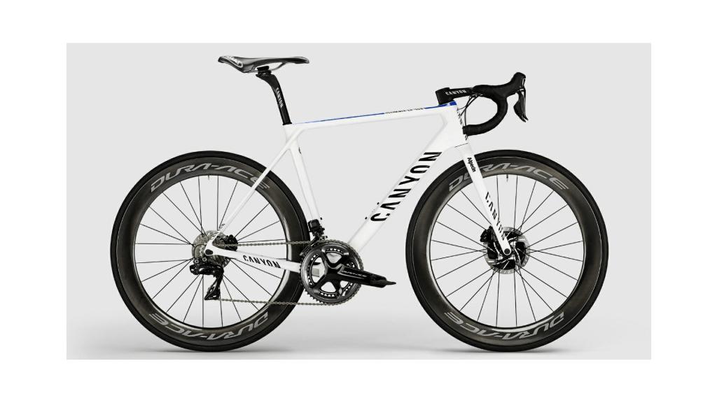 vélo Canyon d'Alpecin Fenix