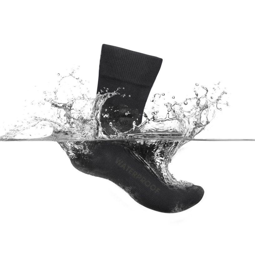 Chaussettes gripgrab dans l'eau