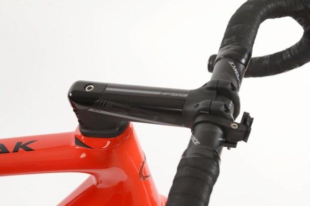 Potence du De Rosa Merak de l'équipe Cofidis Vélos Équipes Pros 2020