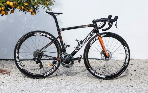 Team Boels Dolmans S-Works 2020 Vélos Équipes Pros 2020
