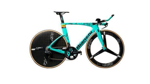 Bianchi Jumbo Visma Vélos Équipes Pros 2020
