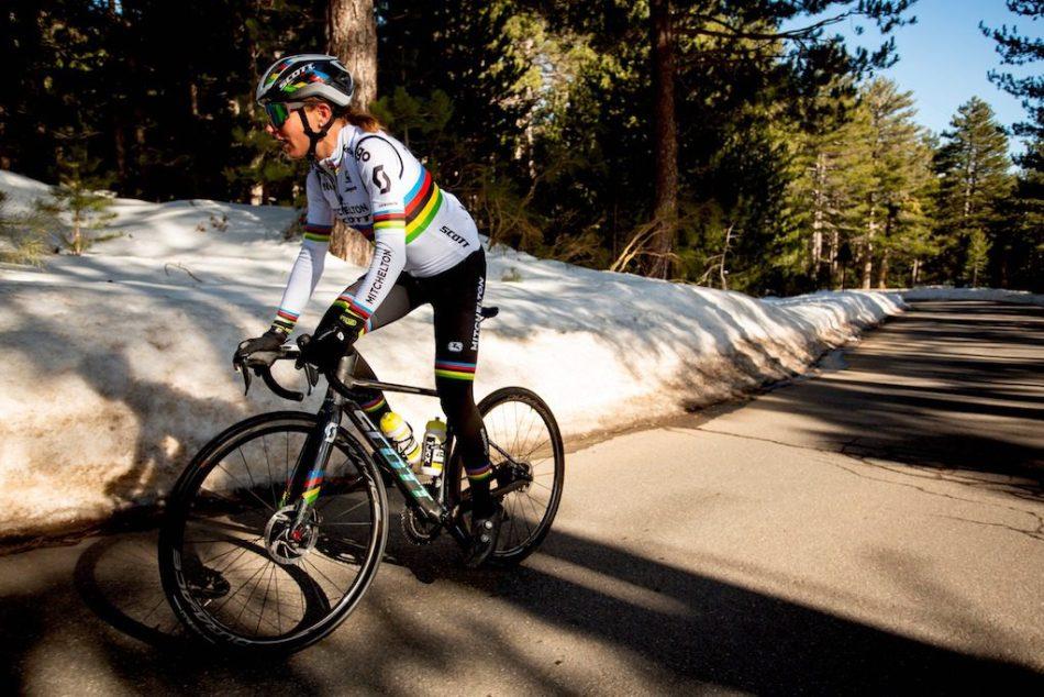 Scott Addict RC Annemiek van Vleuten Vélos Équipes Pros 2020