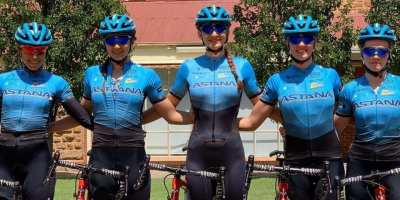 Wilier Astana Women's Team
