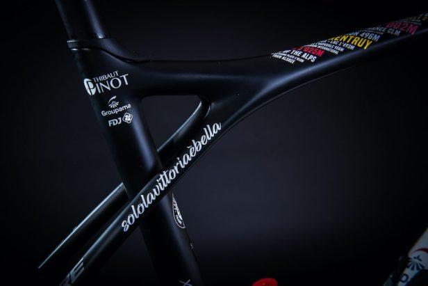 Lapierre Xelius SL Thibaut Pinot Vélos Équipes Pros 2020