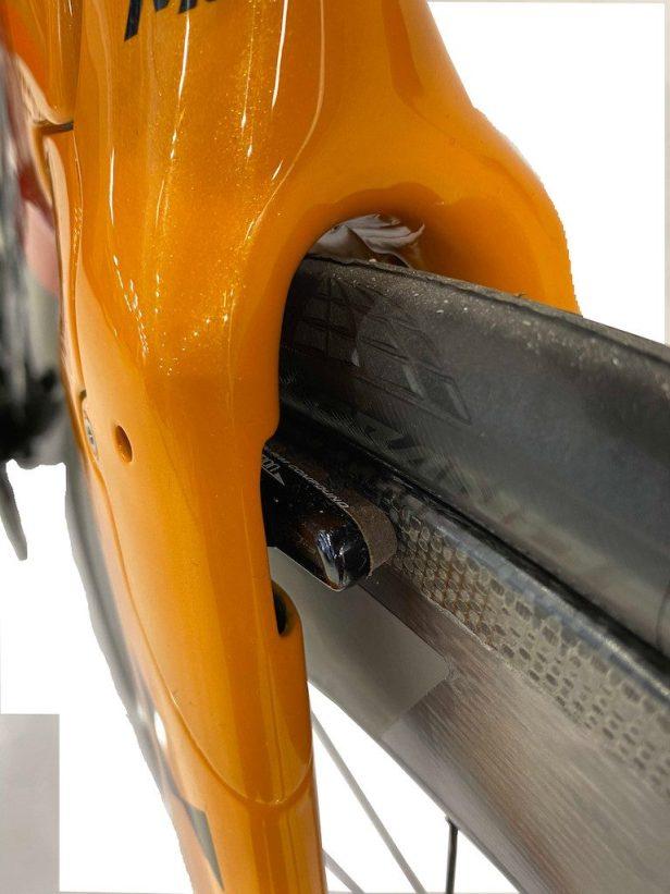 Bahrain-McLaren Merida Scultura