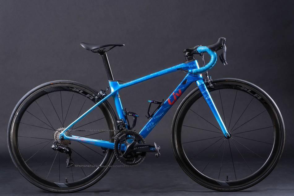 Liv Lang Liv Langma Advanced Pro 0 Donnons des Elles au vélo J-1