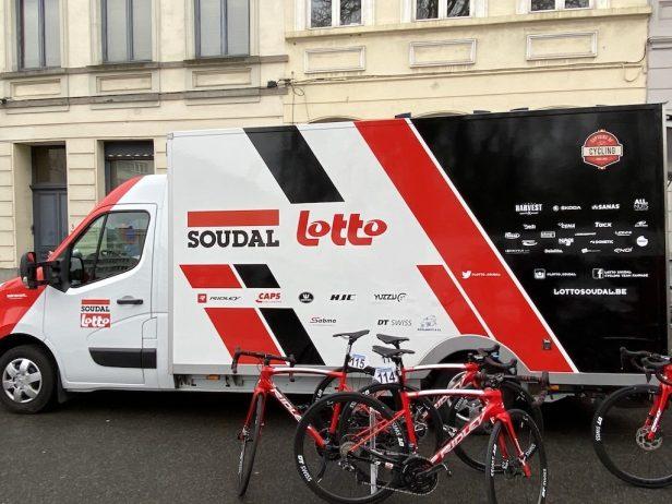 Omloop Het Nieuwsblad 2020 Lotto Soudal Ladies
