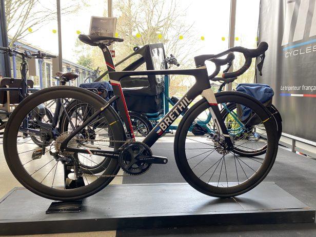 Berthil Vélo In Paris