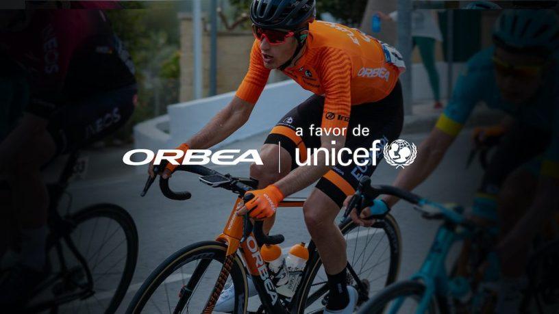 Vente Orbea Unicef