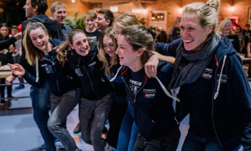 Calendrier UCI 2020 Trek Segafredo femmes
