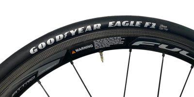 Good Year Eagle F1 Test