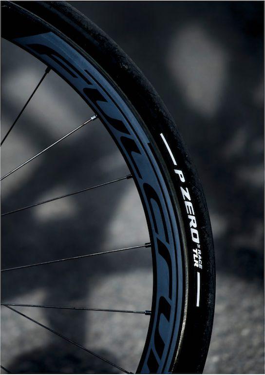 Pirelli P-Zero Tubeless