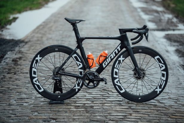 CCC-Team Giant TCR Defy Propel Trinity