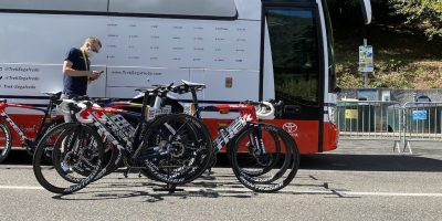 Tour 2020 Matériel Trek-Segafredo