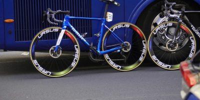 2020 Tour Matériel Team Total Direct Energie
