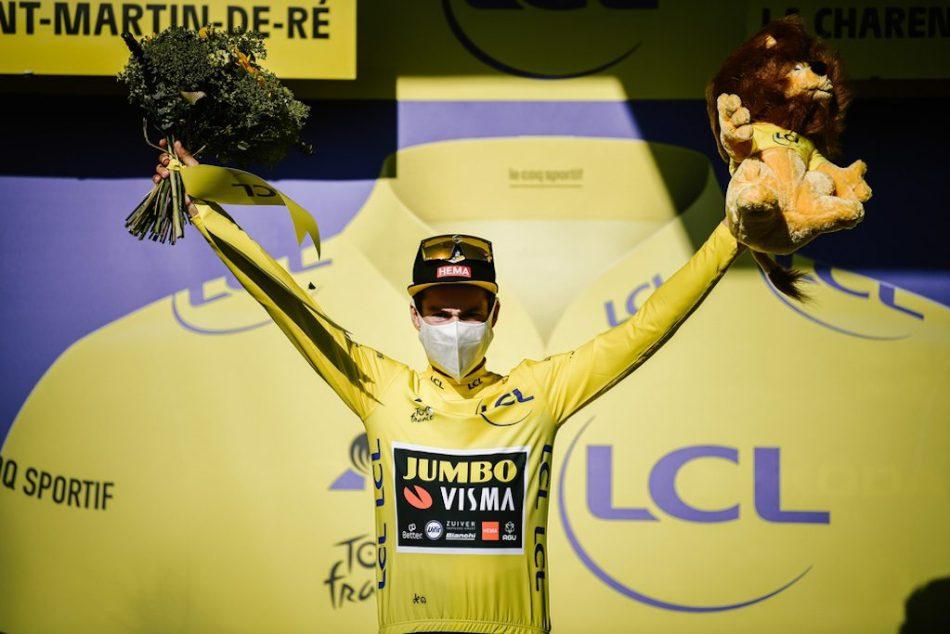 202 Tour de France Sam Bennett Ile de rél