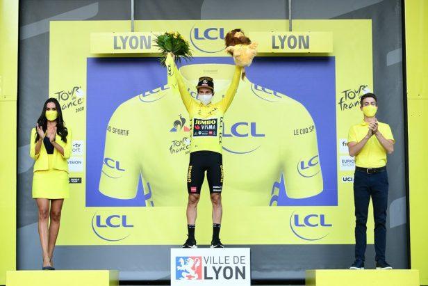 Andersen étape Tour Lyon