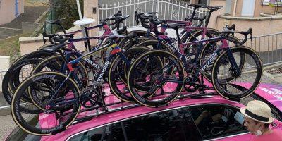 Vélos Vuelta 2020