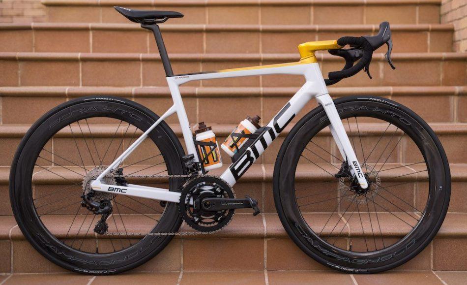 2021 BMC Teammachine SLRO1 Van Avermaet