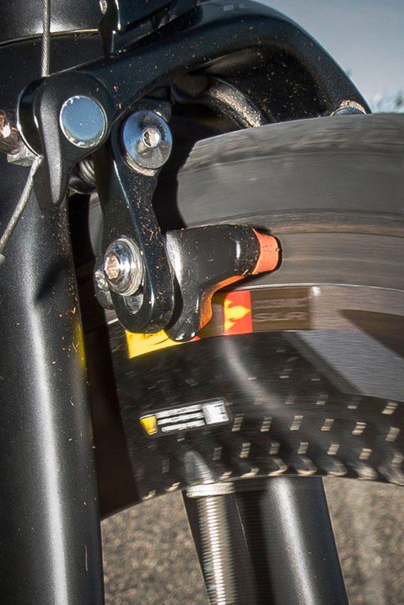 2021 Brake Authority patins de freins
