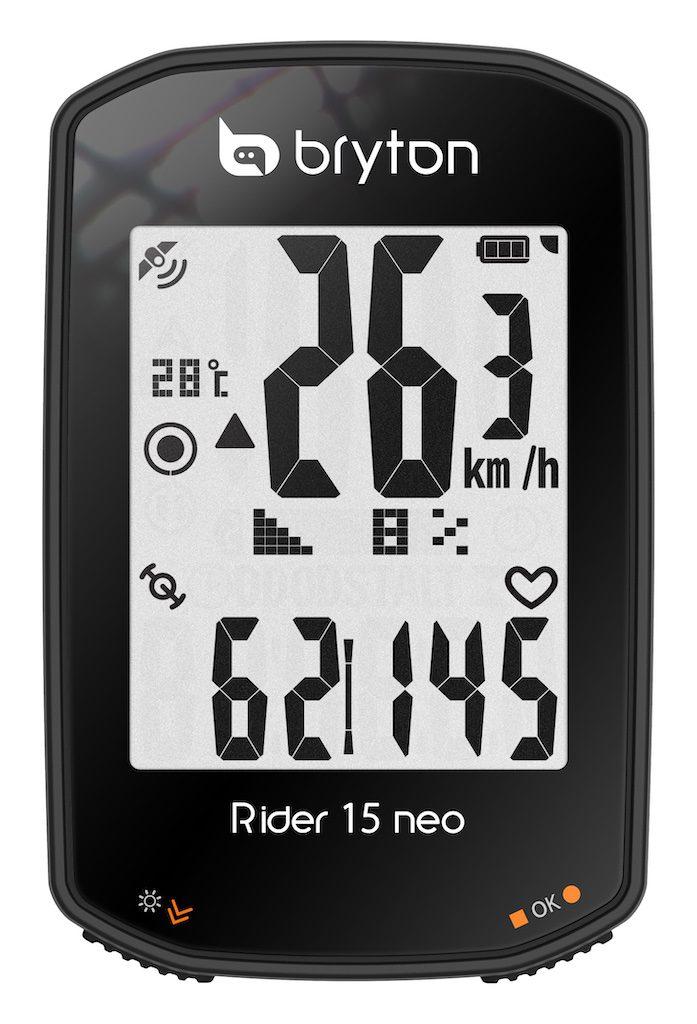 2021 Bryton Rider 15 Neo
