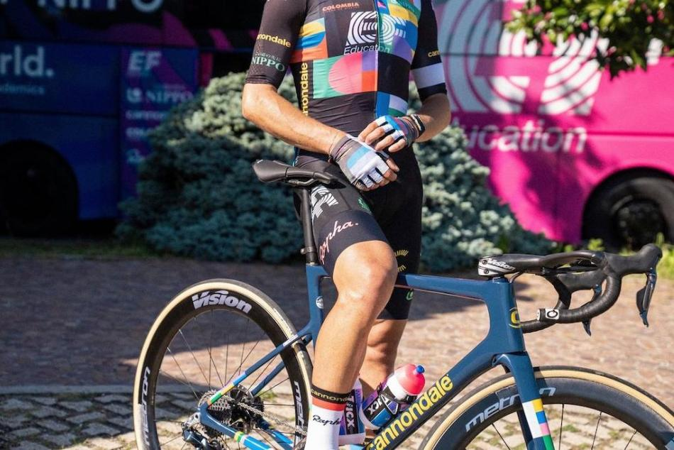 EF Education-Nippo Giro 2021