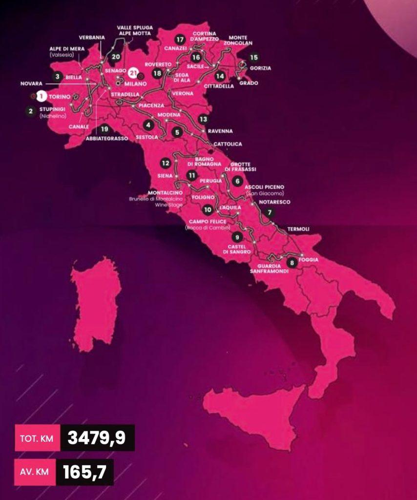 2021 Giro d'Italia
