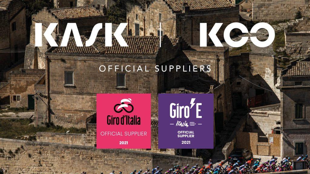Kask Koo Giro 2021