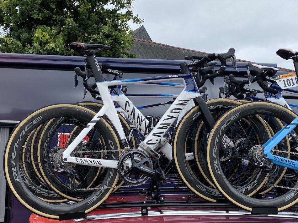 2021 Tour de France Matériel Alpecin-Fenix