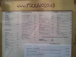 PIZZA IOLO. 1
