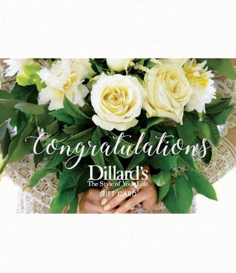 Dillards Wedding Gift Registry Ziesite