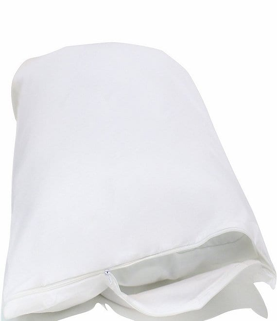 national allergy bedcare all cotton allergy pillow cover