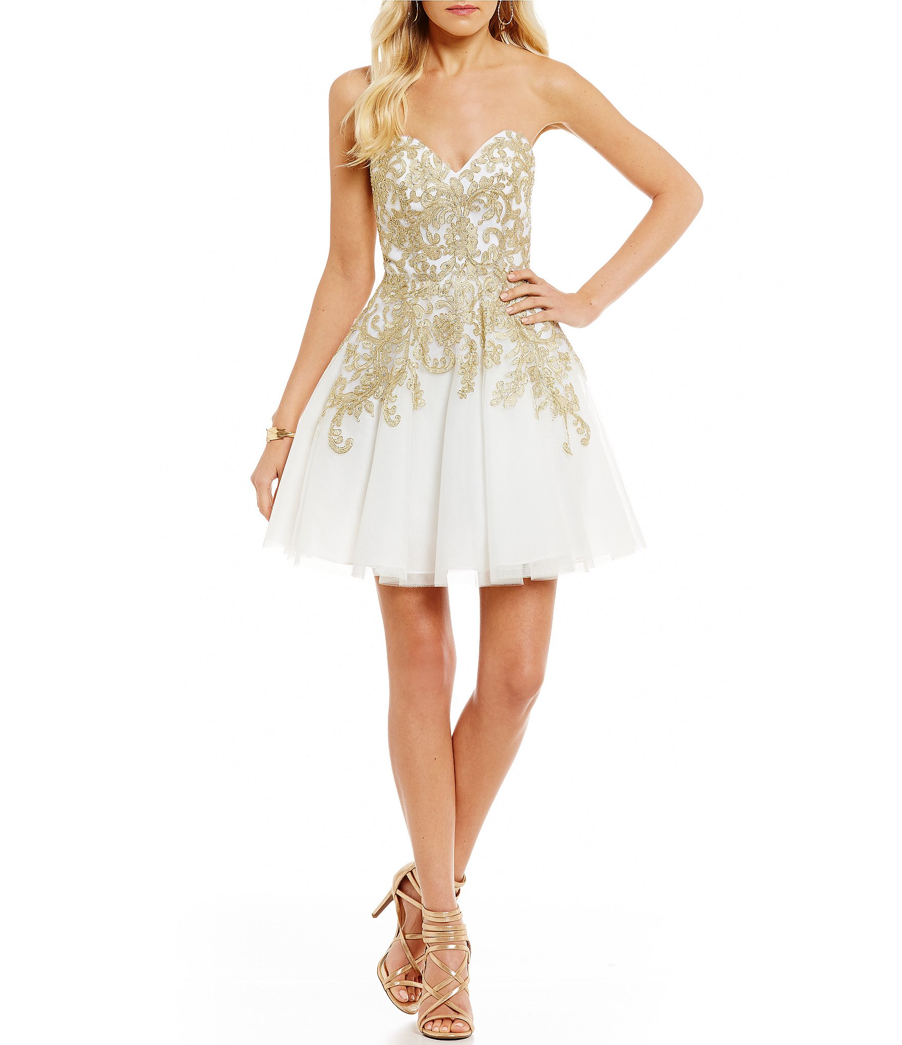 9d7f713eb556 Dillards Homecoming And Party Dresses
