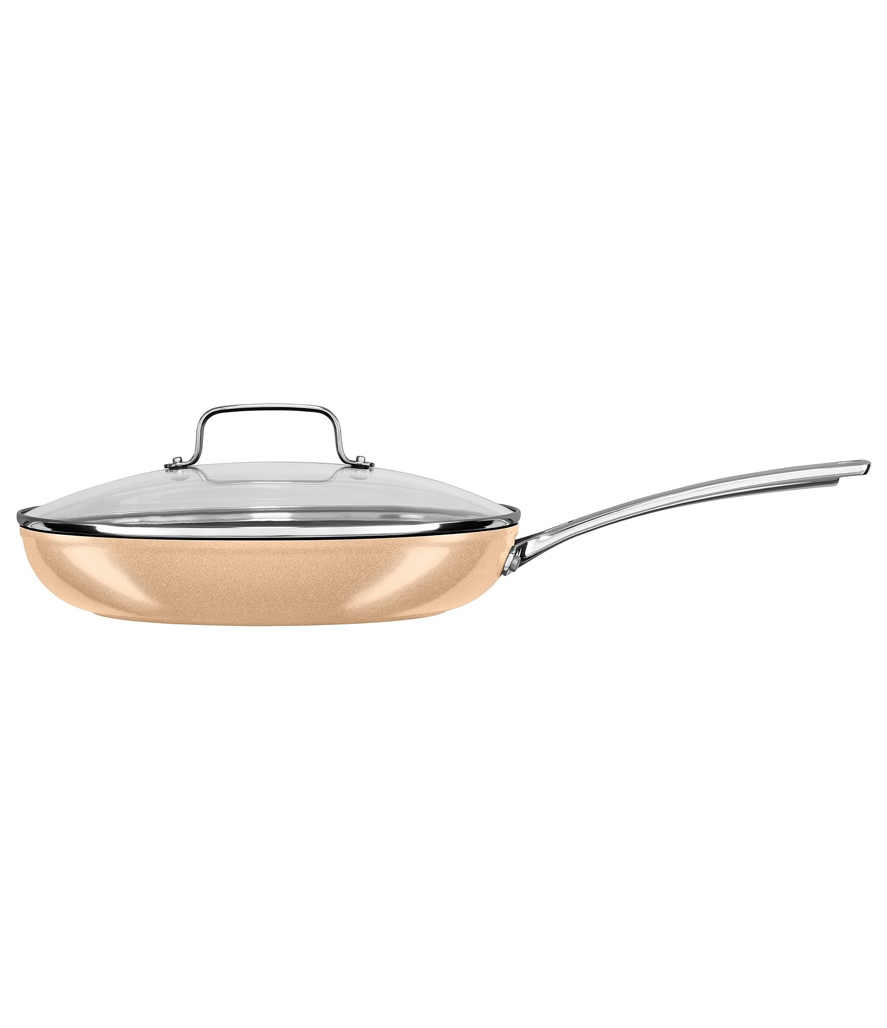 KitchenAid Toffee Delight Hard Anodized Nonstick Skillet