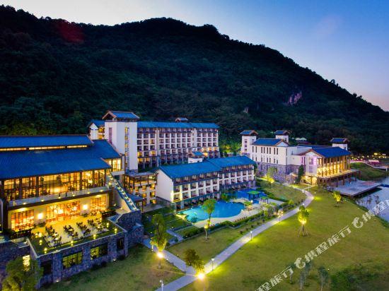 英德寶晶宮天鵝湖溫泉酒店(BJG Swan Lake Hot Spring Hotel)-英德酒店預訂-永安旅遊