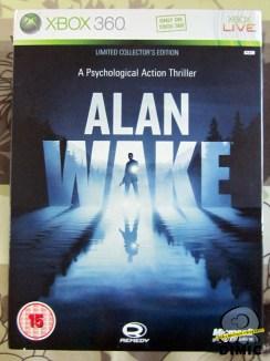 Alan Wake - Box (front)