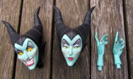 Maleficent - Parts