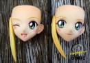 Yu-Gi-Oh - Black Magician Girl (Heads)