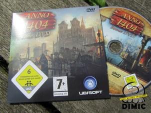 Anno 1404 - Bonus disc