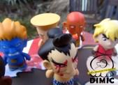 Kidrobot x Street Fighter