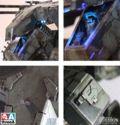 ThreeA Toys - Metal Gear Solid: Metal Gear REX