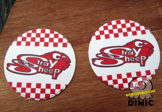 Catherine: Stray Sheep Edition - Coasters