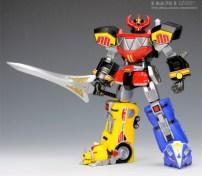 The Super Robot Chogokin Daizyujin