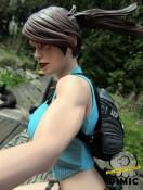 Sideshow Collectibles - Tomb Raider: Guardian of Light (Lara Croft)
