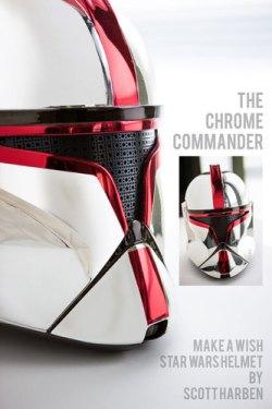 Chrome Commander by Scott Harben