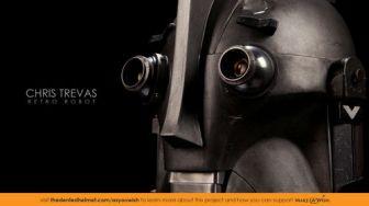 Retro Robot by Chris Trevas